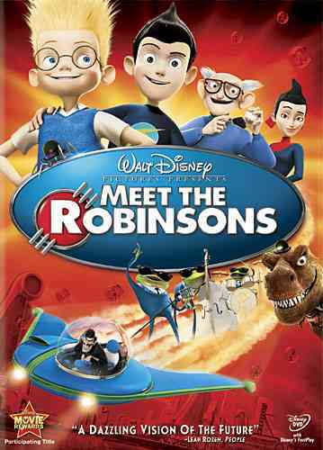 MEET THE ROBINSONS BY BASSETT,ANGELA (DVD)